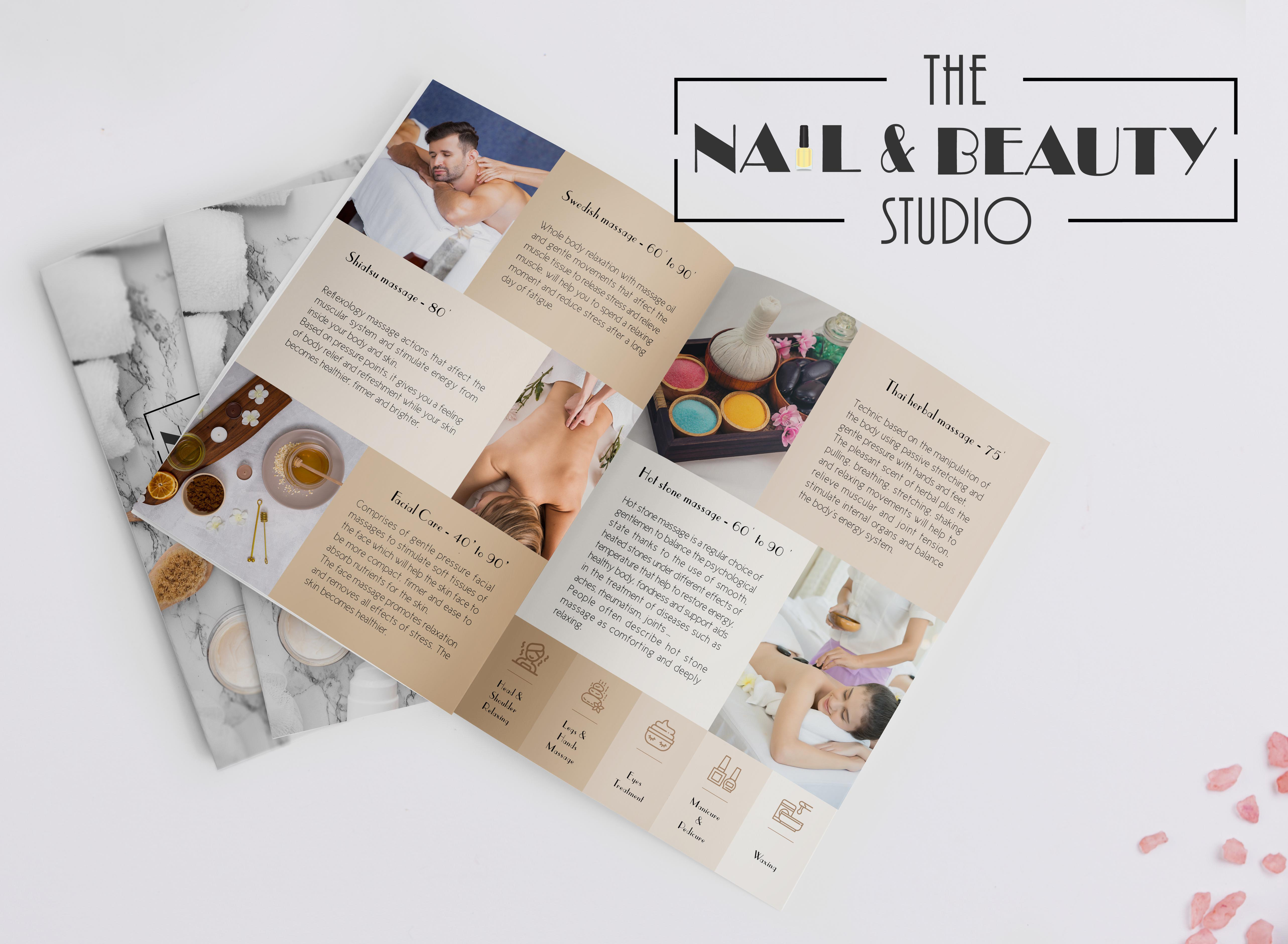 The Nail & Beauty Studio Project